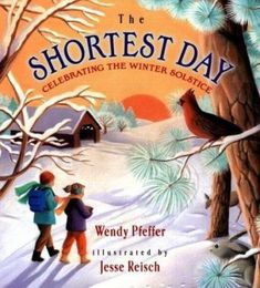 (December 21, 2013) Describes how and why daylight grows shorter as winter approaches, the effect of shorter days on animals and people, and how the winter solstice has been celebrated throughout history. Includes activities.