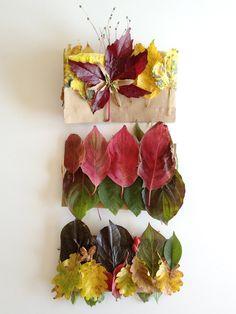 DIY Autumn Leaf Crown for Kids