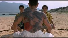 Sonatine (ソナチネ) 1993. Director/Writer: Takeshi Kitano.