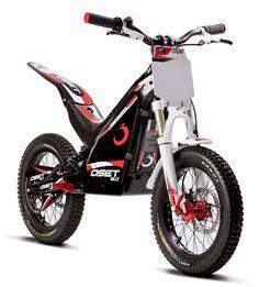 Racing Oset Electric Trials Bike for Kids Trial Bike, Balance Bike, Striders, Kids Store, Sport Girl, Trials, Motorbikes, Beast, Battle