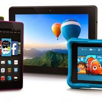 Amazon Officially Reveealed 4th Gen Kindle Fire HDX 8.9, Kindle Fire HD, Kindle Fire HD Kids, and More