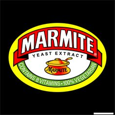 Hate Marmite, love being a Brummie