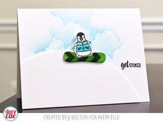 JJ Bolton {Handmade Cards}: Avery Elle Fall Release Blog Hop