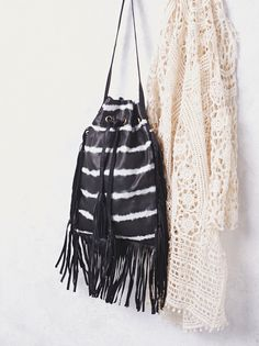 Stormy Fringe Crossbody from Free People!