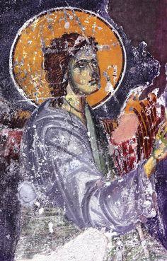 Fresco, Byzantine Art, Orthodox Icons, Illuminated Manuscript, Religious Art, Art And Architecture, Archaeology, Art History, Medieval