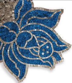 Mosaic- floor design