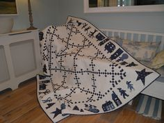 Snow Days Quilt!   by littlequilter