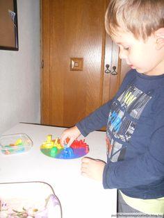Montessori tálca, színkerék Montessori, Blog, T Shirt, Women, Fashion, Supreme T Shirt, Moda, Tee Shirt, Fashion Styles