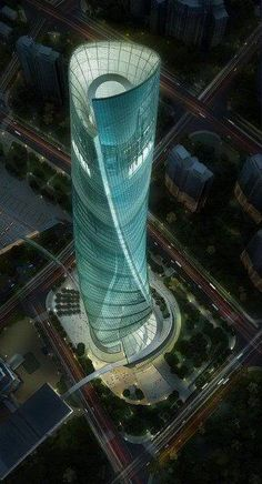 Shangai tower