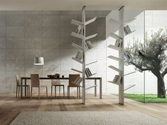 Modern Bookshelves Inspired by the Nature – Fargus by AL 28.98 | DigsDigs