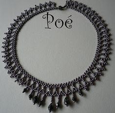 Lila 2x de Perlas de Poé
