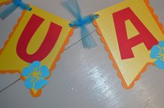 Check out this item in my Etsy shop https://www.etsy.com/listing/238687247/luau-party-banner-happy-birthday