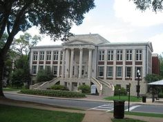 The University of Alabama opened in 1831. The most spotted ghost is that of a murdered Union Soldier murdered in what is now known as Jason's Shrine or as The Little Round House. There is also a shadowy ghost that lurks on the 13th floor of Tutwiler Hall believed to belong to a girl who committed suicide. Other activity includes disembodied footfalls & voices, being touched in the music room and a scattering of desks in a classroom where a boiler once exploded, killing several students, and more