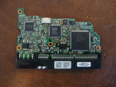 IBM IC35L040AVVA07-0 MLC:H32657 PN:07N8130 40GB IDE/ATA 0A29525 BA1790_ - Effective Electronics