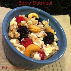 Berry Oatmeal