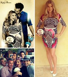 Fergie's Star-Studded Baby Shower Celebration -- See The Pics