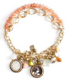 Elements Jill Schwarz Family Ties Bracelet