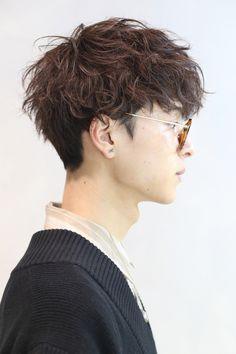 Korean Haircut Men, Korean Men Hairstyle, Asian Haircut, My Hairstyle, Men Hairstyle Short, Japanese Men Hairstyle, Japanese Haircut, Japanese Hairstyles, Perm Hair Men