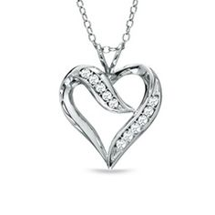 My hope diamond  My boy got me a necklace very close to this, valentine's day 2010