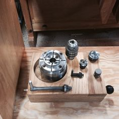 Tool holder for my lathe By Bob Lehnig