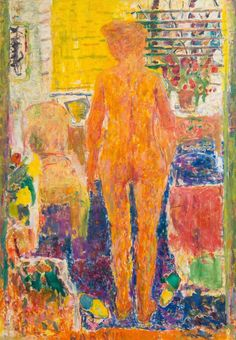Interior III - Rafael Wardi Oil on canvas cm. Vintage Artwork, Oil On Canvas, Abstract Art, Sculptures, Wall Art, Portrait, Attic, Finland, Interior