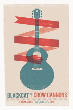 Gig posters, flyers and handbills from around the world! Guitar Posters, Concert Posters, Gig Poster, Music Posters, Cool Poster Designs, Cool Posters, Cool Designs, Ukelele, Indie Art