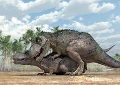 Fukingpark Amore paleontologico, ecco le ipotesi sul sesso tra dinosauri