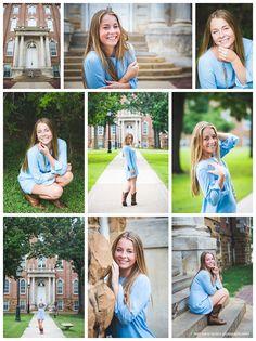 NWA Senior | University of Arkansas Senior Photos | Fayetteville Arkansas Photographer - Leah Marie Landers Photography