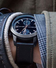 Filippo Loreti │Watch Brand Inspired by Italy #watchesformen #watches