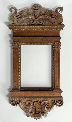 Tabernacle frame, ca. 1510. Florence. | © 2000–2014 The Metropolitan Museum of Art.