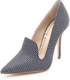 Stella Loafer Pumps - Lyst