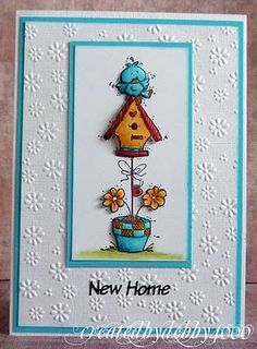 A Scrapjourney: Whipper Snapper, New Home card