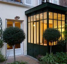 Ideas Exterior Renovation Porches For 2019 Paint Your House, Patio Windows, Windows Exterior, House Exterior, Exterior Front Doors, Bow Window, Exterior Doors, Exterior Renovation, House Paint Exterior
