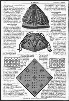 1865 reticule