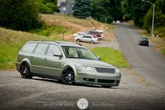 """My B5.5 VW Passat Wagon - 4817 