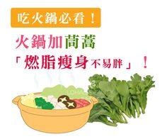 預防中風!『超級燃脂蔬菜:茼蒿!』