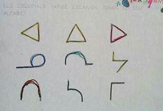 Inuktitut. Escriptura inuit.