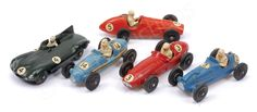 Crescent A Group Of Racing Cars | Vectis Toy Auctions