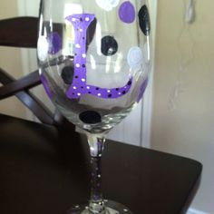 Ravens wine glasses by me:)