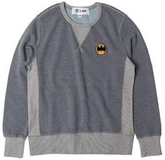 Batman Logo M.grey