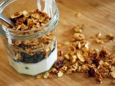 Four-Nut Granola