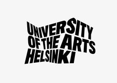 University of the Arts Helsinki Branding by Bond | Inspiration Grid | Design Inspiration