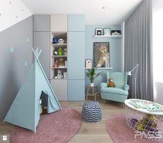 Pokój dziecka styl Skandynawski - zdjęcie od PASS architekci - Pokój dziecka - Styl Skandynawski - PASS architekci