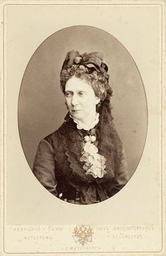 Empress Maria Alexandrovna of Russia (Marie of Hesse)