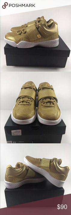 finest selection e45e3 1fd53 NIKE Air Jordan J23 Cross Training Metallic Gold BRAND  Nike MODEL  Nike  Jordan J23