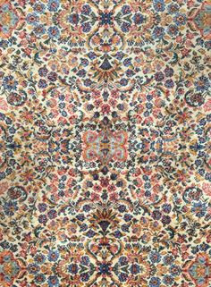 Amazing American - 1930s Antique Karastan Rug - Kirman Carpet - 9.9 x 18 ft. #Persian