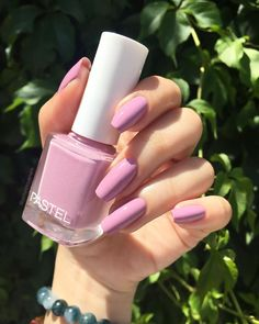 One of the nail polish that I like and don't want to erase is another. Pastel – 242 💗 Always nail polish is not always nail polish Let's chat a little bit. Nail Art Designs, Acrylic Nail Designs, Design Art, Rose Nails, Gel Nails, Acrylic Nails, Glitter Nails, Perfect Nails, Gorgeous Nails