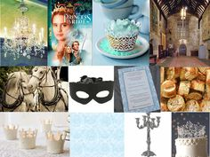 I& a sucker for movie-themed parties, not to mention it& where I got my start in party-planning. I love how you can interpret aspects of a. Princess Bride Wedding, Princess Party, Themed Parties, Birthday Parties, Party Themes, Birthday Ideas, Bride Party Ideas, Wedding Ideas, Bride Cupcakes