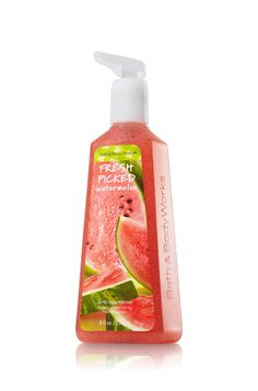 Fresh Picked Watermelon Deep Cleansing Hand Soap - Anti-Bacterial - Bath & Body Works