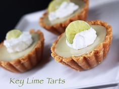 Key-Lime-Tarts---1.jpg Photo:  This Photo was uploaded by marlena_m. Find other Key-Lime-Tarts---1.jpg pictures and photos or upload your own with Photob...